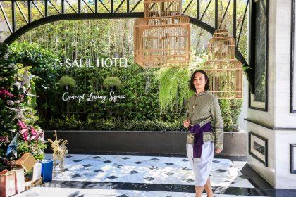 【曼谷通羅站住宿】The Salil Hotel Sukhumvit 57 - Thonglor(評價、早餐、免費泰服資訊)
