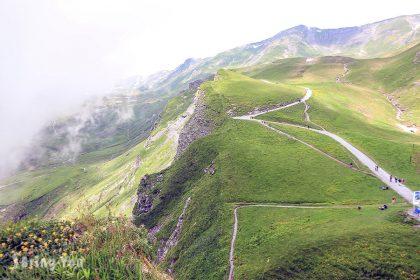 【瑞士】FIRST 菲斯特: GRINDELWALD 出發纜車路線、 健行、懸崖天空步道,少女峰區冒險刺激這樣玩!