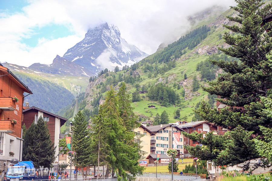 【瑞士策馬特景點】策馬特通行證一日遊景點、交通、住宿、馬特洪峰日出攻略