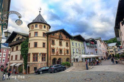 【德國】Berchtesgaden 貝希特斯加登小鎮景點、住宿、美食分享