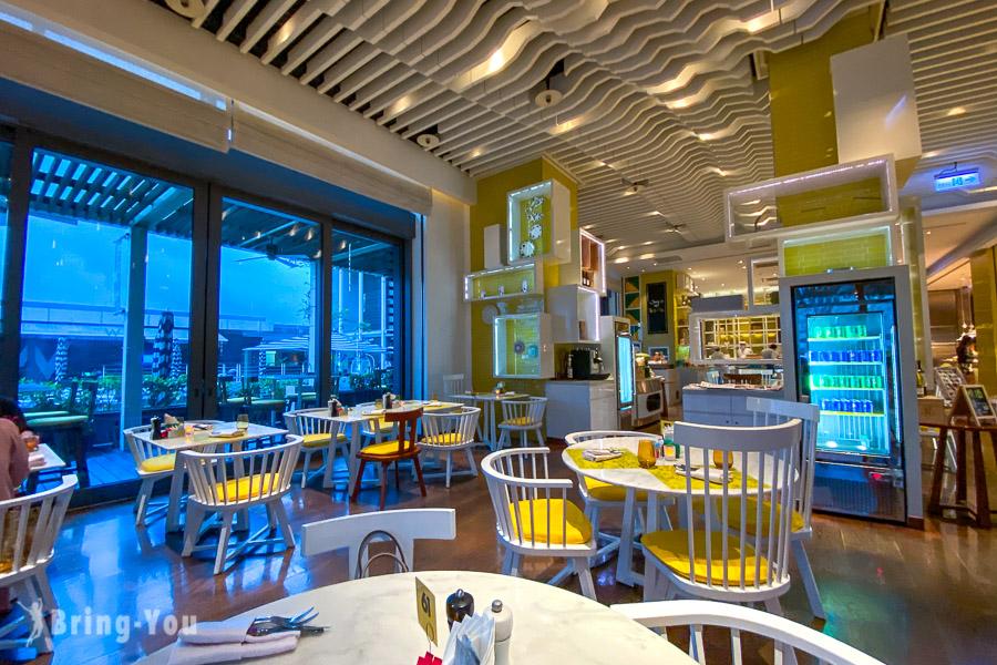 【台北五星級飯店吃到飽】廚桌餐廳 The Kitchen Table:W Hotel 自助餐平日肉遇之夜