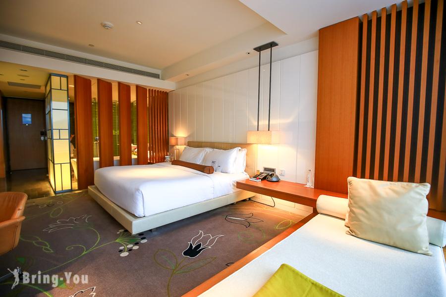 【台北信義區住宿】台北W飯店W Taipei Hotel:房型介紹、自助餐餐廳體驗