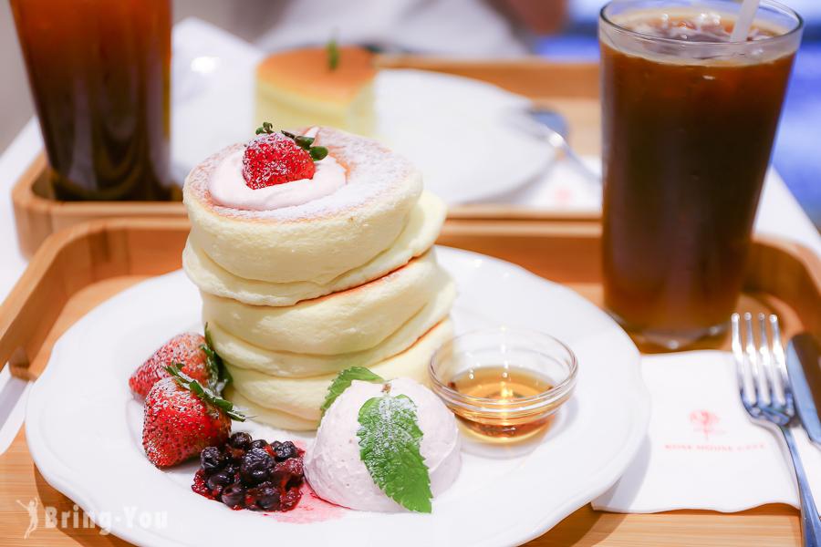 【高雄下午茶】ROSE HOUSE CAFÉ夢時代店-古典玫瑰園高CP值下午茶饗宴