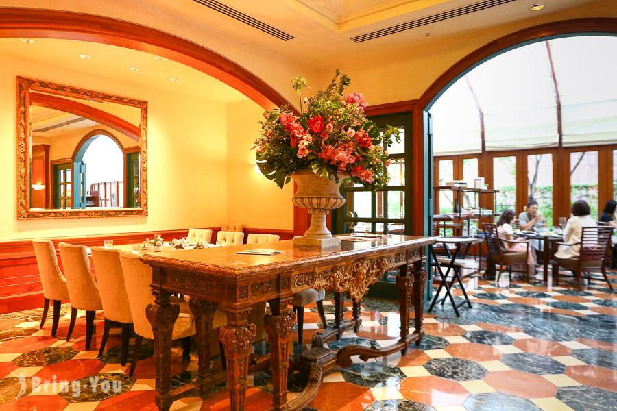 【台北五星級住宿】西華飯店豪華客房住房優惠、公共設施、B-One自助早餐分享