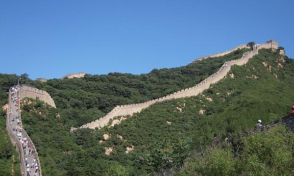 中國自助行 x 北京景點攻略 x 萬里長城