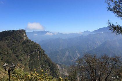 【嘉義景點】阿里山旁少人景點,適合登山健行看日出 ☞ 對高岳美景