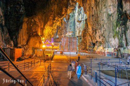 【吉隆坡旅遊】黑風洞Batu Caves:神秘的百年印度教景點
