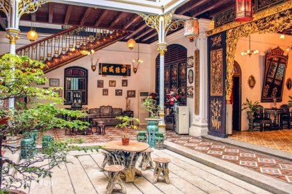 【檳城景點推薦】僑生博物館(Pinang Peranakan Mansion)一窺華人豪宅與峇峇娘惹文化