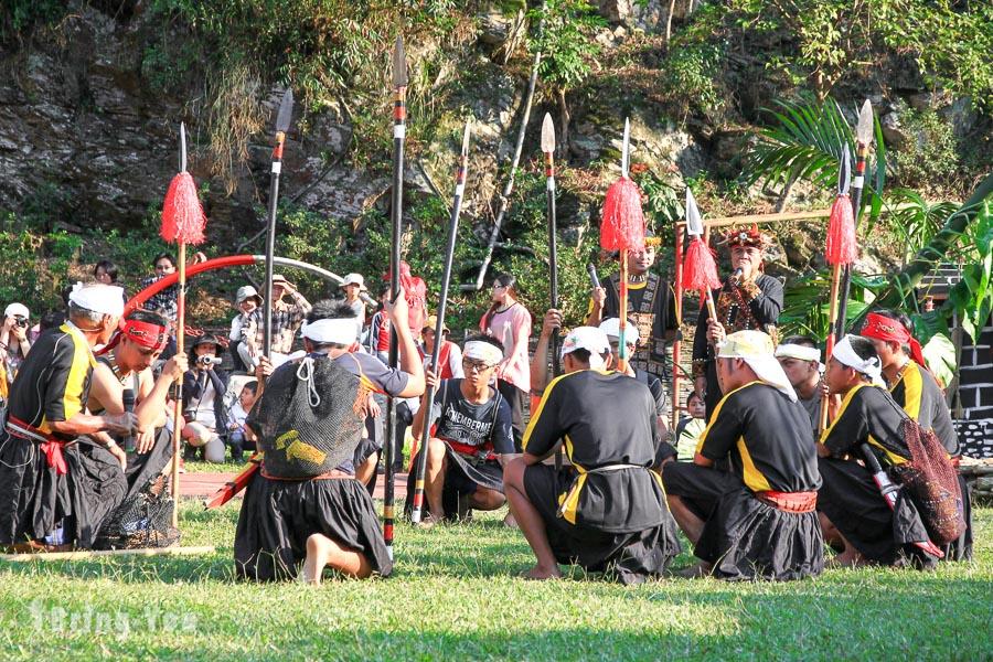 【高雄茂林區景點】多納部落黑米祭祭典,親子同遊看原住民豐年祭與闖關活動