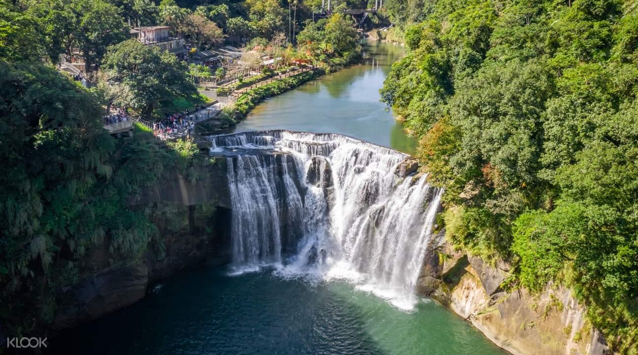 十分瀑布一日遊景點