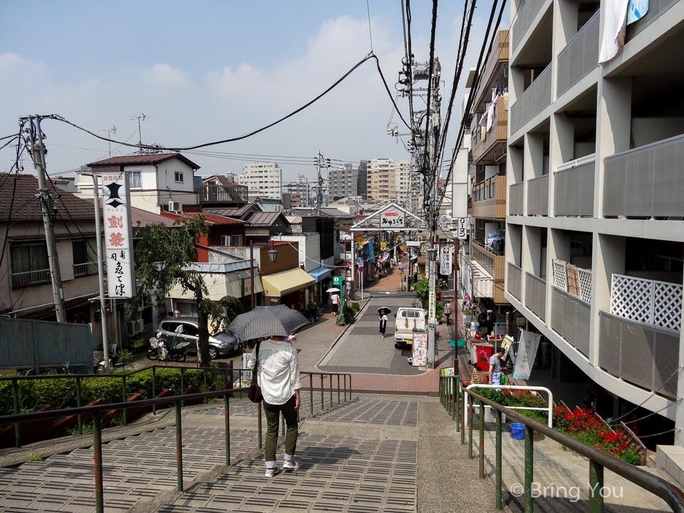 【谷根千】谷中銀座商店街,在日暮里傳統街道感受東京下町風情(含地圖、交通)