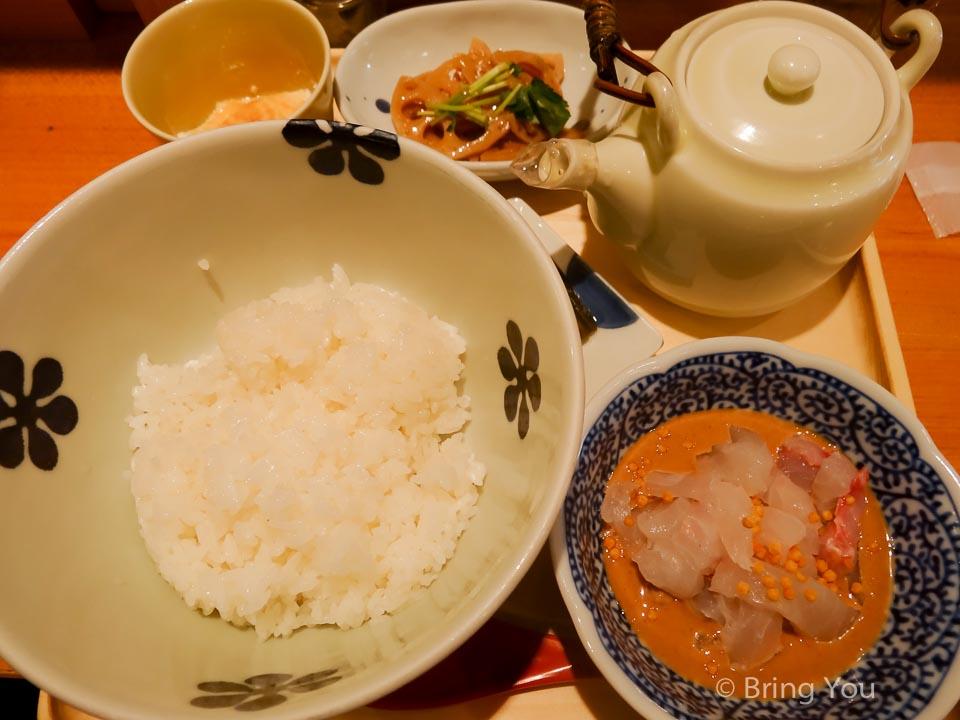 新宿茶泡飯