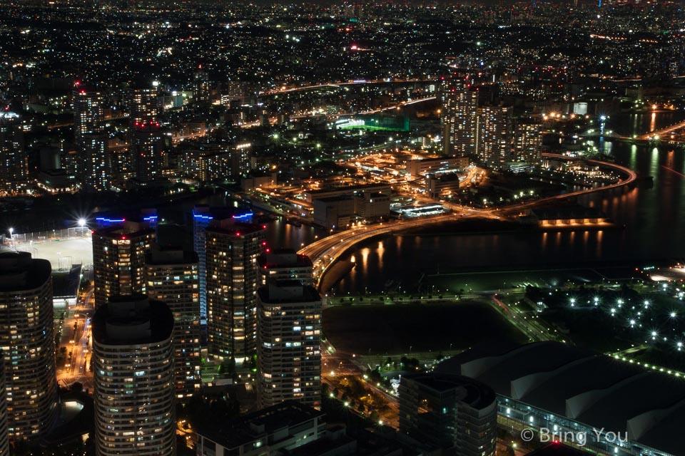 橫濱夜景-3