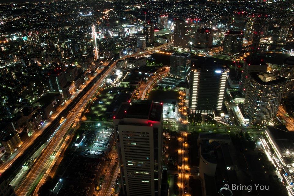 橫濱夜景-5