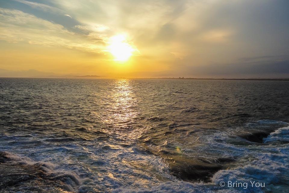 【江之島半日遊路線】鎌倉出發交通、江之島景點、美食、日落美景攻略