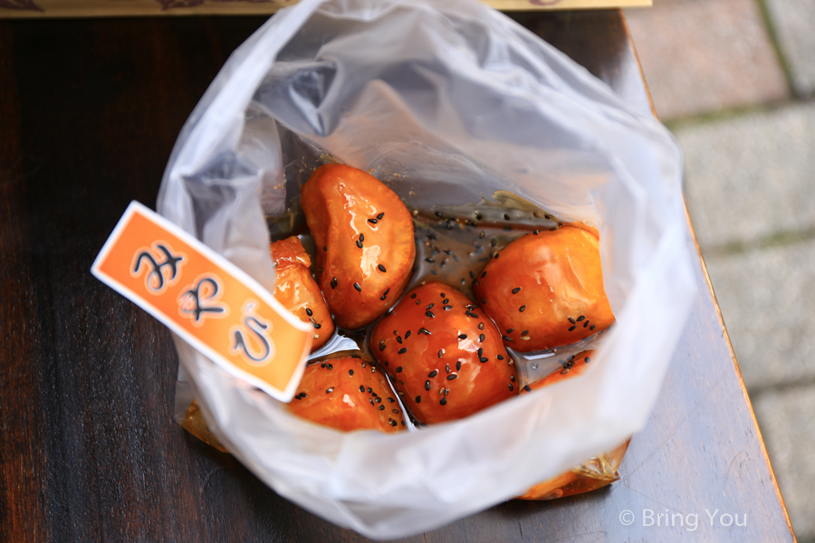 【淺草美食小吃】おいもやさん興伸,伝法院通百年蜜地瓜點心老店
