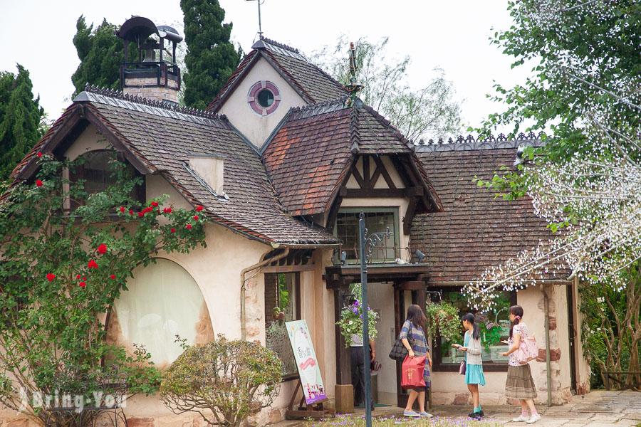 河口湖音樂盒之森美術館