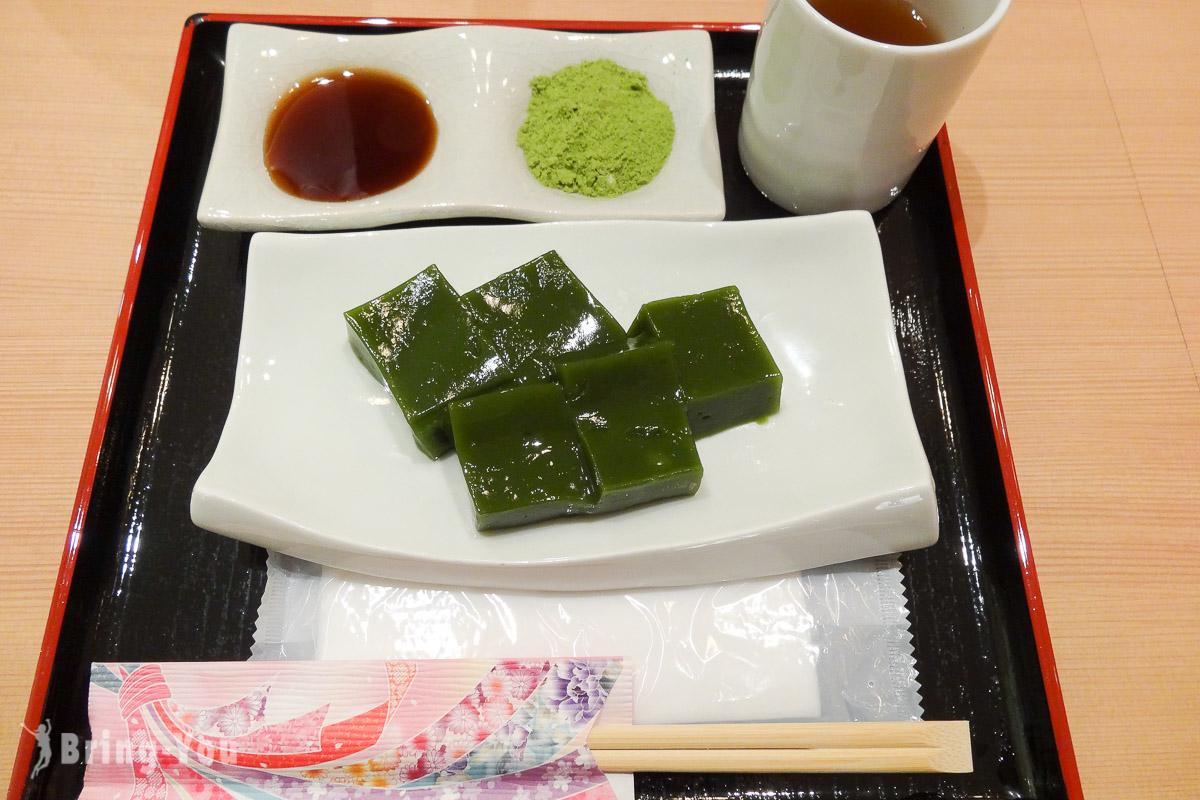 東京林屋茶園:宇治老字號茶舖的好吃抹茶甜品(新宿車站 Lumine 1 B2 已閉店)
