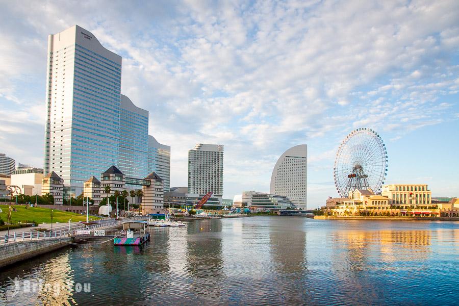 【橫濱一日遊攻略】必去橫濱景點、交通方式、旅遊地圖、夕陽夜景、美食推薦
