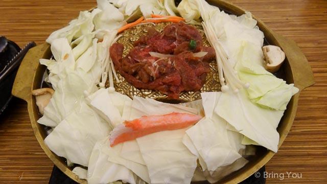 【高雄左營區韓式料理】韓月食堂