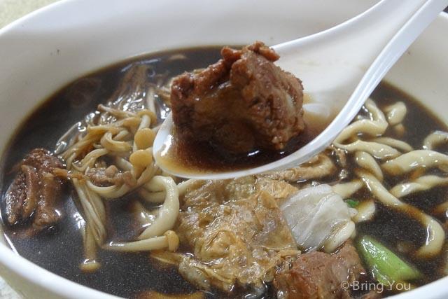 【高雄美食】楠梓右昌CP值超高的平價美食 ☞ 肉骨茶拉麵