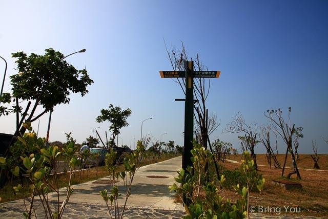 高雄旅遊景點 茄萣 濕地-19