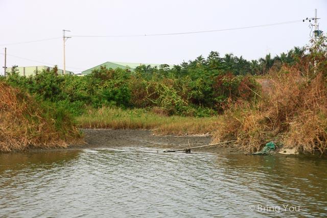 高雄旅遊景點 茄萣 濕地-35