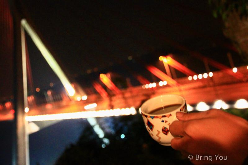 大樹夜景 斜張橋咖啡-5