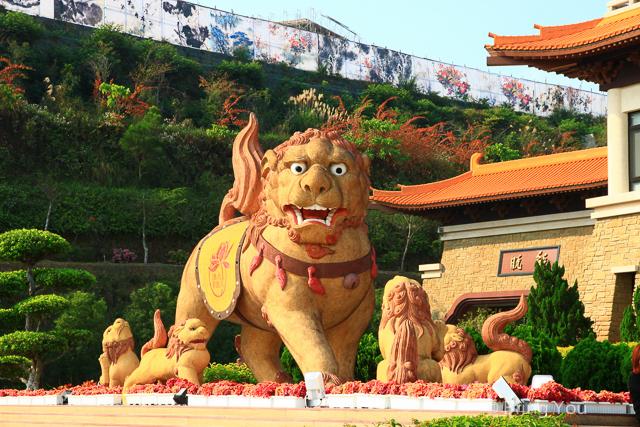 大樹旅遊 佛陀紀念館-5