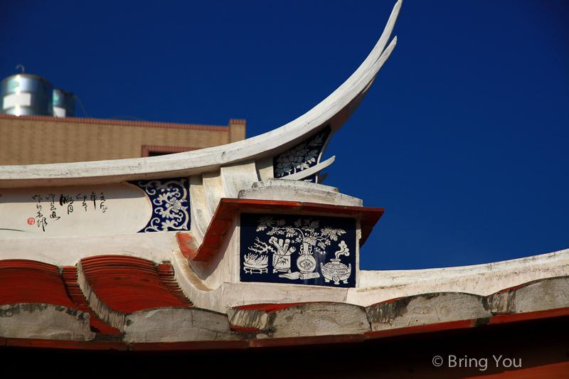鳳山旅遊景點 鳳儀書院-49