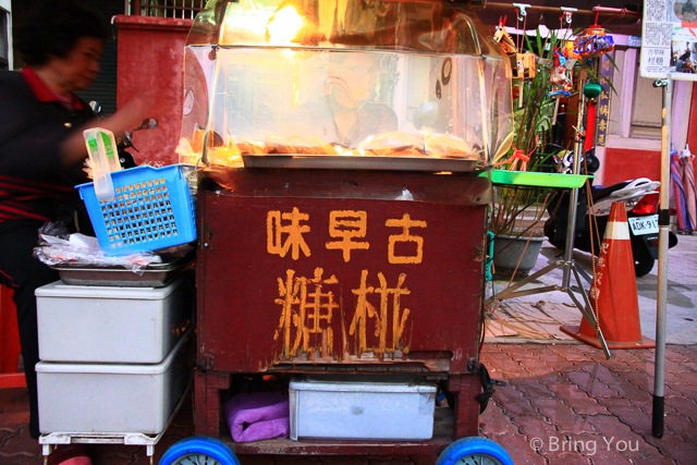 台南赤崁樓美食-23