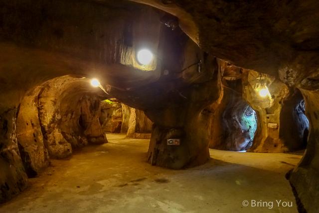 【基隆景點】佛手洞&仙洞巖:有如武俠遊戲迷宮的洞窟探險