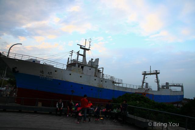 基隆景點 碧砂漁港-5