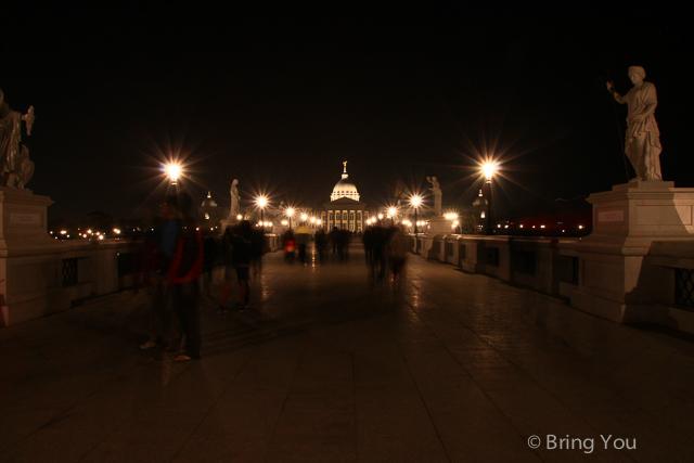 奇美博物館夜景-3