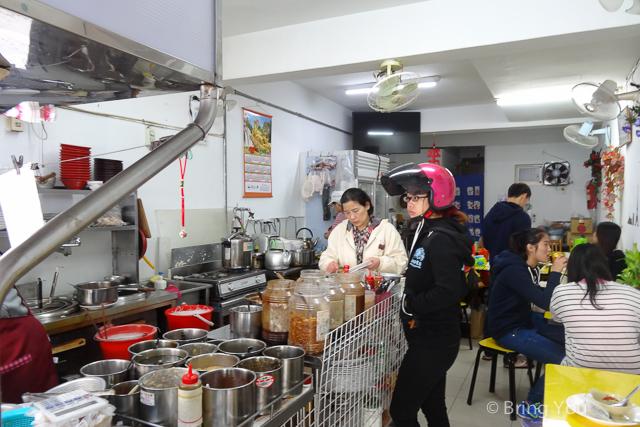 華新街 緬甸美食-3
