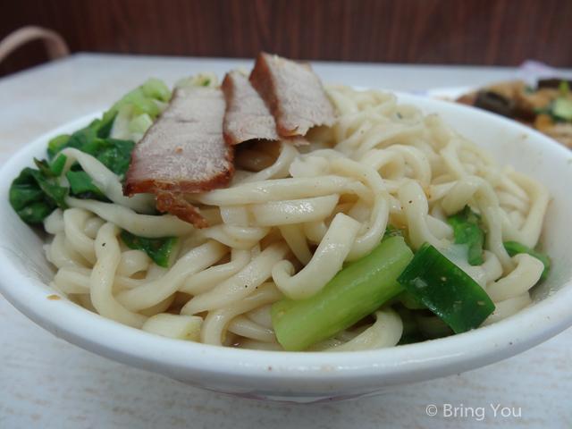 蔬菜排骨麵-4