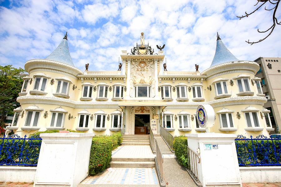 【台南旅遊景點】台南移民署:浪漫歐風建築,全台最美的公家機關!