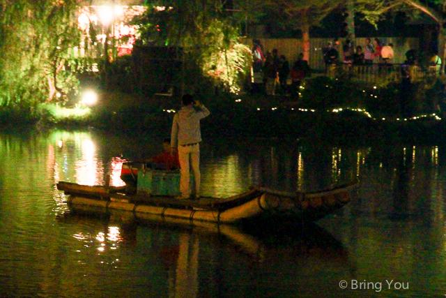 台南旅遊-月津港燈節-15