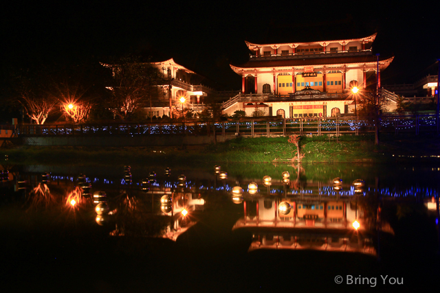 台南旅遊-月津港燈節-20
