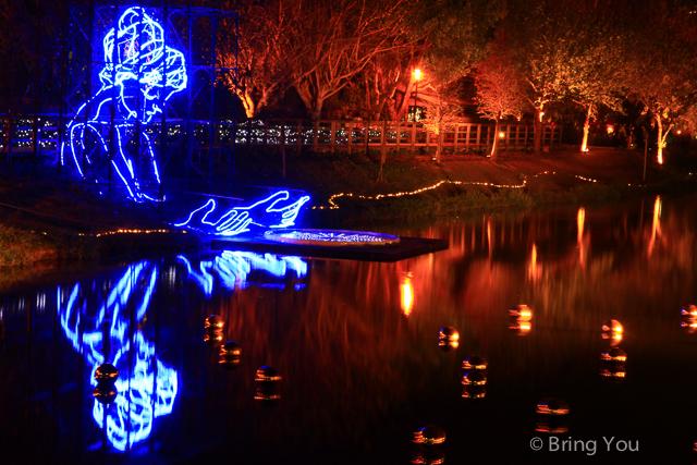 台南旅遊-月津港燈節-23