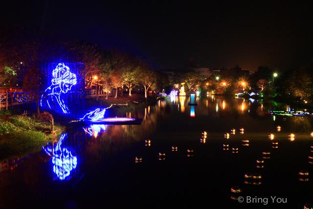 台南旅遊-月津港燈節-24