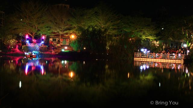 台南旅遊-月津港燈節-28