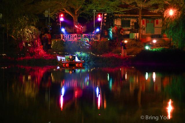 台南旅遊-月津港燈節-29