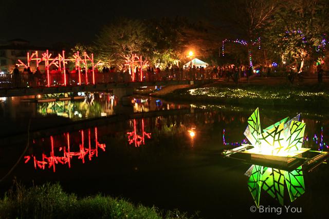 台南旅遊-月津港燈節-4