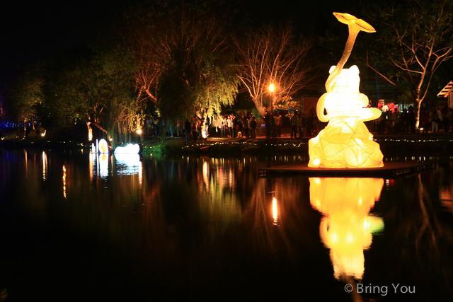 台南旅遊-月津港燈節-8
