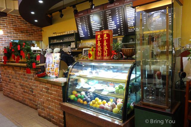 基隆火車站附近咖啡廳-9