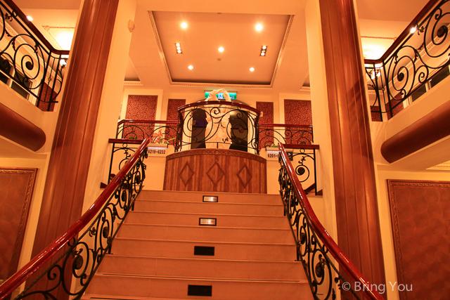 【南投住宿】好美的窗外景色 ☞ 泰雅渡假村皇宮溫泉主題套房