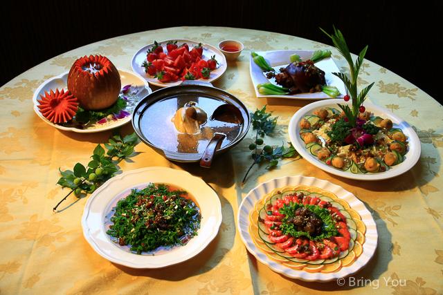 【南投景點】泰雅度假村泡湯採梅趣 ☞ 推薦美味的梅子大餐