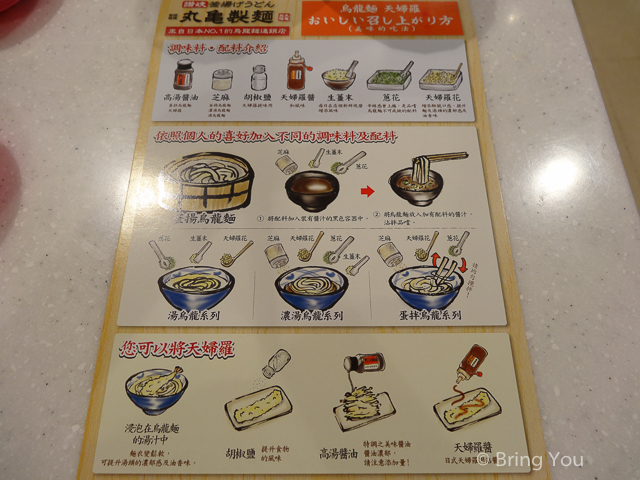 漢神巨蛋 丸龜製麵 高雄美食-6