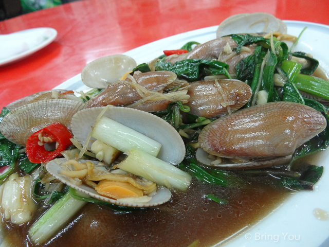 阿榮鵝肉海鮮 高雄美食-10
